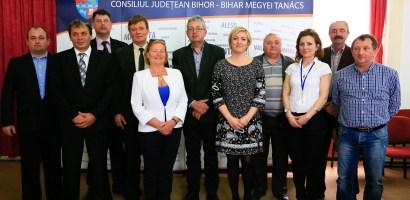 Comisia Mixtă de Cooperare Bihor – Békés își reia activitatea