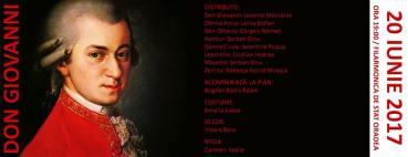 Spectacol inedit de opera la Filarmonica de Stat din Oradea. Intruchiparea scenica a lui Don Giovanni
