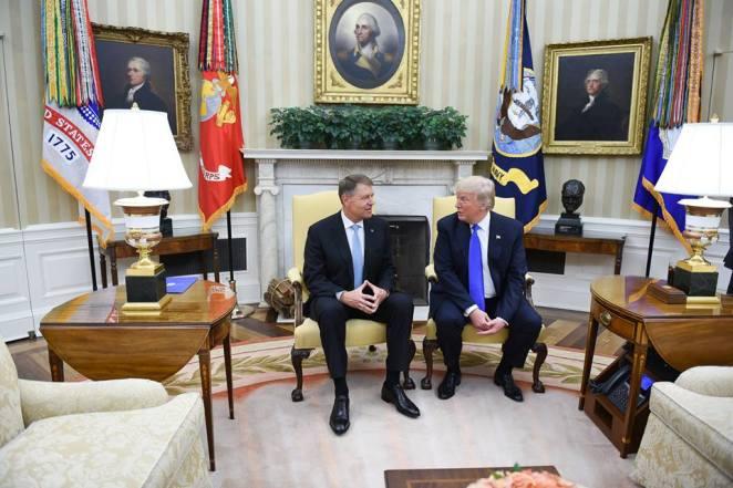 Declaratia politica a senatorului Cornel Popa, pe tema vizitei presedintelui Iohannis in SUA