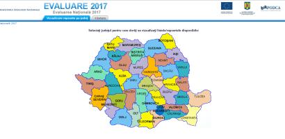 Rezultate finale Evaluare Nationala Bihor 2017. 466 de contestatii rezolvate, promovabilitatea 72,25%