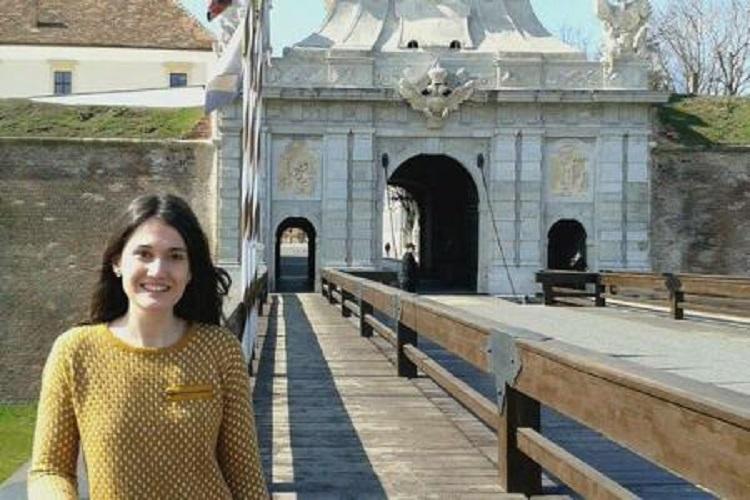 Oradeanca Denisa Stejaran va vorbi astazi seara, la ONU, despre Romania si despre Oradea