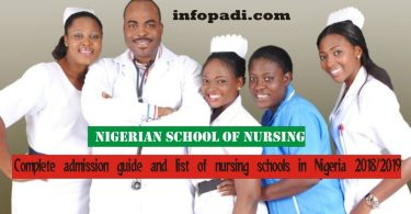 school of nursing