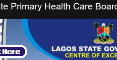 Lagos State Primary Health Care Recruitment 2018- Application Form- Apply here