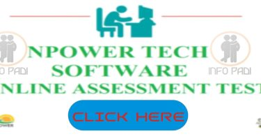 Npower Tech (Hardware and Software) Assessment Test 2018- Write your test today