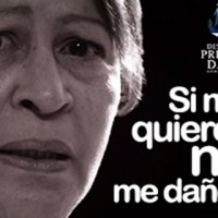 """""""Si me quieres, no me dañes"""", iniciativa contra el maltrato a la mujer"""