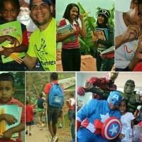 Fundación La Gente les invita a su recaudación de útiles El Macotazo 2016