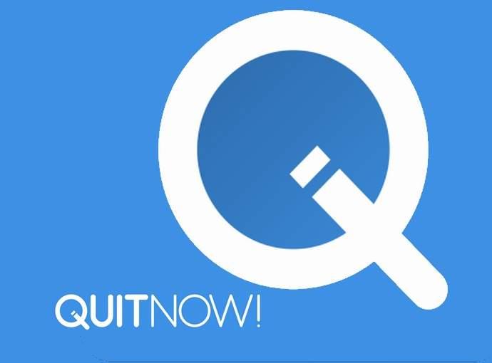 logo quitnow!