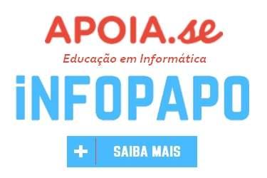 Apoia-se InfoPapo Educação em Informática