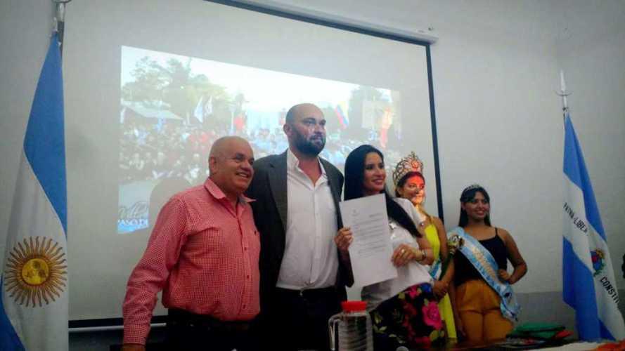 8º Encuentro Latinoamericano del Canto y las Danzas Folclóricas