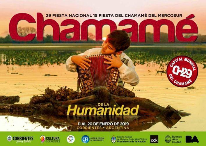 Fiesta Nacional del Chamamé entradas y programación