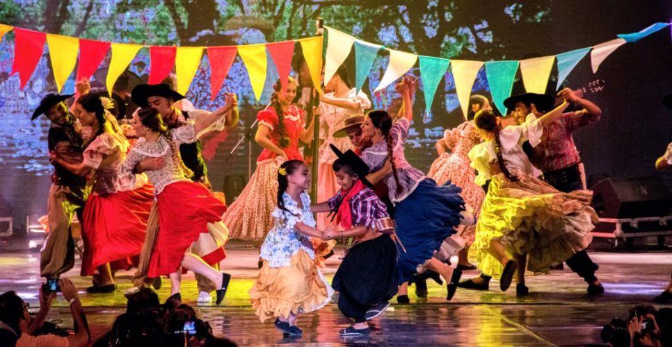 Última noche de la 29° Fiesta Nacional del Chamamé y 15° del Mercosur