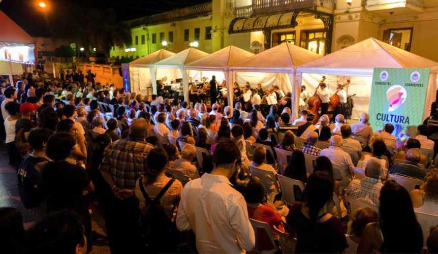 Cultura prepara una cargada agenda de espectáculos y encuentros