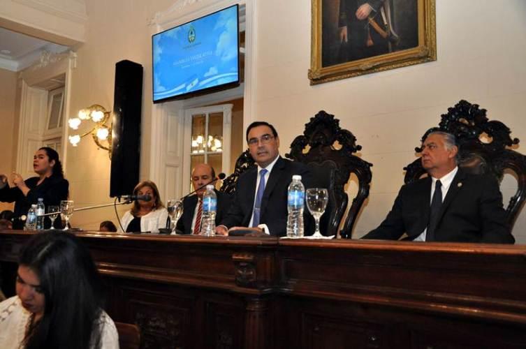 Repercusiones del mensaje del gobernador Valdés