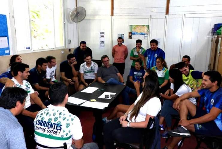 """Lanzamiento de los """"Juegos Correntinos 2019"""""""