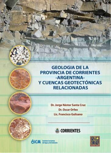 Geología de la provincia de Corrientes