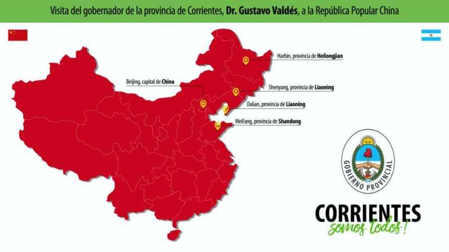 Valdés culminó extensa y exitosa misión en China