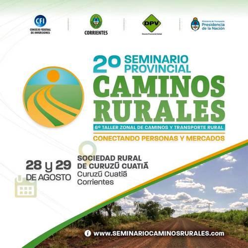 2° Seminario Provincial de Caminos Rurales