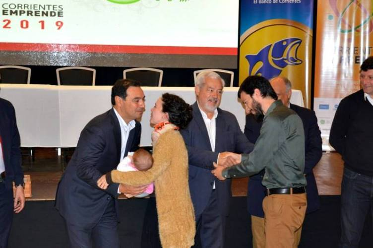 Corrientes Emprende con distinciones a ganadores