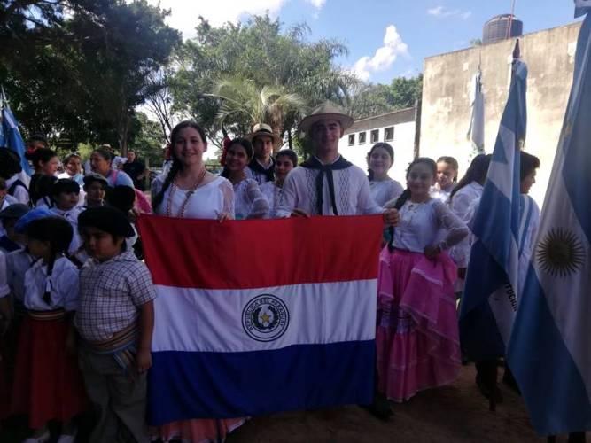 Latinoamérica presente en Paso de la Patria