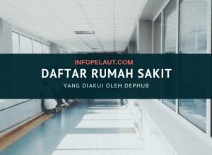 Daftar Rumah Sakit approved by dephub