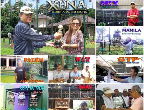 Special members Birdfarm Jawa Barat