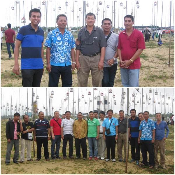 Asean Cup di Kotabharu Kelantan Malaysia