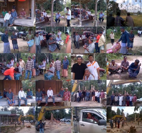 Rusok training perkutut Rusok Raman Yala