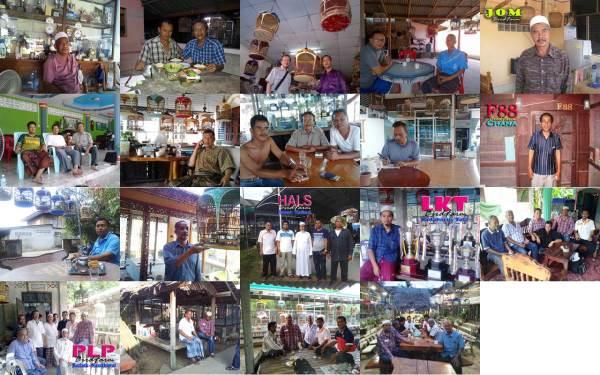 19 birdfarm thailand selatan