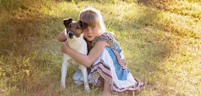 nejvhodnější psi pro děti