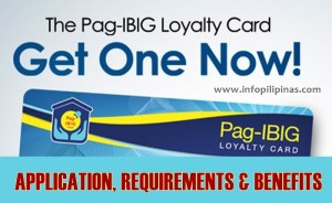 pagibig loyalty discount card benefits and application