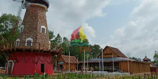 Wisata Asia Farm Pekanbaru, Hay Day di Dunia Nyata
