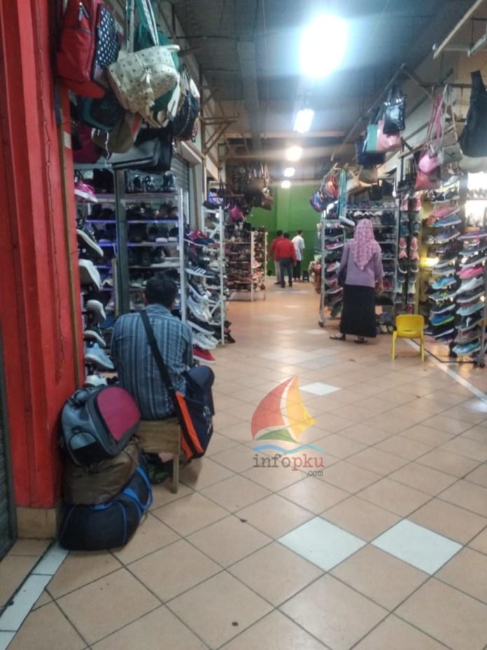 PJ Pasar Kodim Pekanbaru