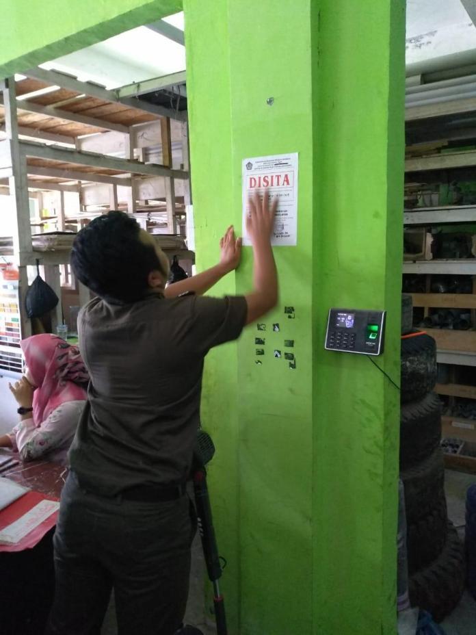 Kanwil DJP Riau Menyita Aset Penunggak Pajak