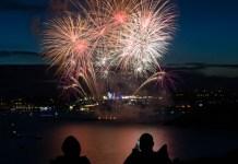 Rayakan Malam Tahun Baru di Pekanbaru