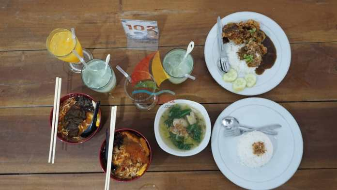 Coody Ramen Padang