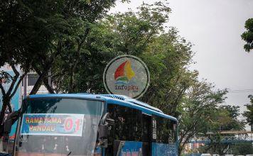 Bus Transmetro Pekanbaru
