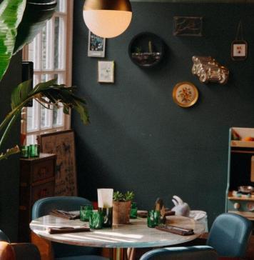 Dekorasi Interior Cafe untuk Rumah