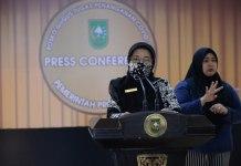 Update Covid-19 di Riau