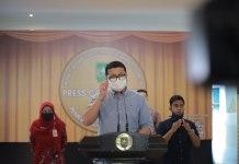 Pasien Corona di Riau