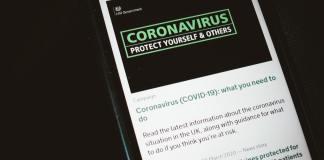 Update Konfirmasi Corona Riau