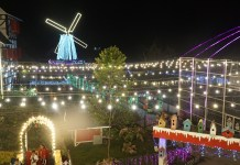 Winter Festival Asia Farm