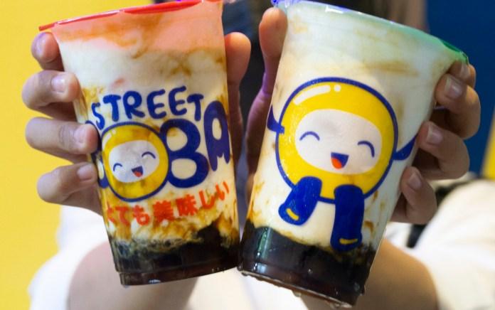 Street Boba Pekanbaru