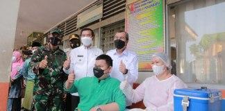 Update Info Covid di Riau