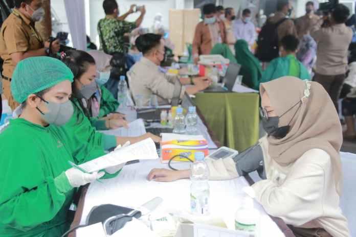 Pasien Covid Riau Sembuh