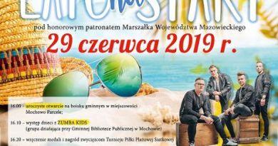Lato na start w Mochowie