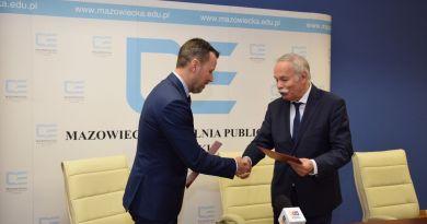 Akademia Pedagogiki Specjalnej w Warszawie partnerem Mazowieckiej
