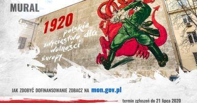 Konkurs na mural. Do wygrania półtora miliona złotych