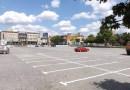 Od dziś zamknięty parking przed teatrem. Jutro finał akcji #WspieramyPolskę
