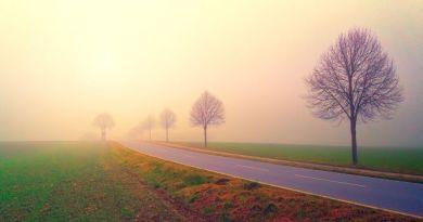 Dzisiejsza noc pod znakiem mgieł