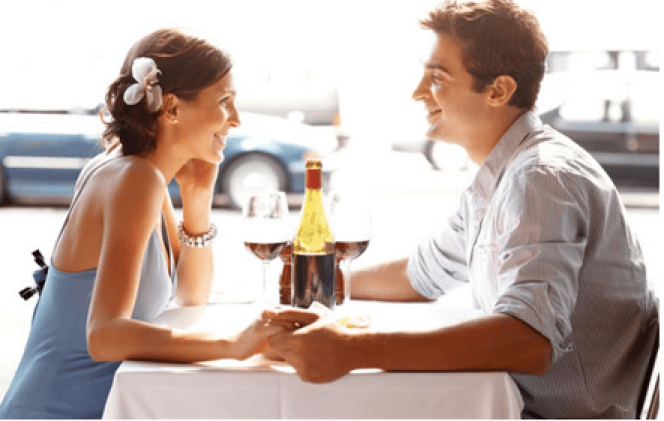 Things Women Do On A First Date